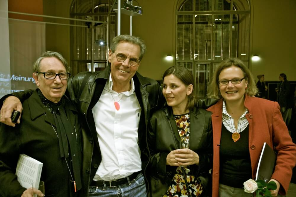 George Peck, Richard, Katia Hermann, Susanne Stemmler@ O.Aden