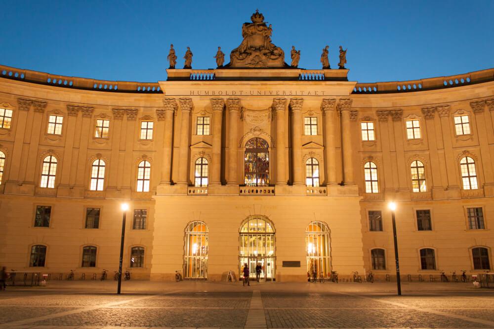 Juristische Fakultät der HU von Berlin © Roman Heller