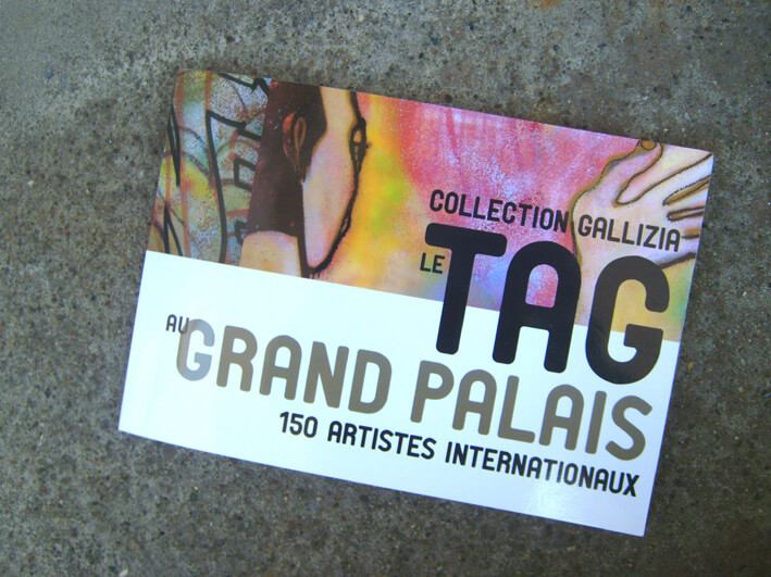 Exhibition catalogue of Tag © K.Hermann