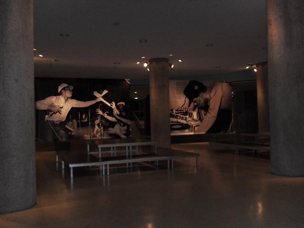 Photographs by Joe Conzo, entrancehall HKW