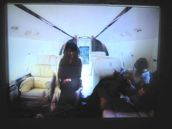 Nicole Cohen, Video still Jetlag, 2009 © Nicole Cohen