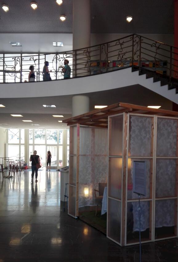 Raum für Gedanken@ Juristische Fakultät HU Berlin©K.Hermann