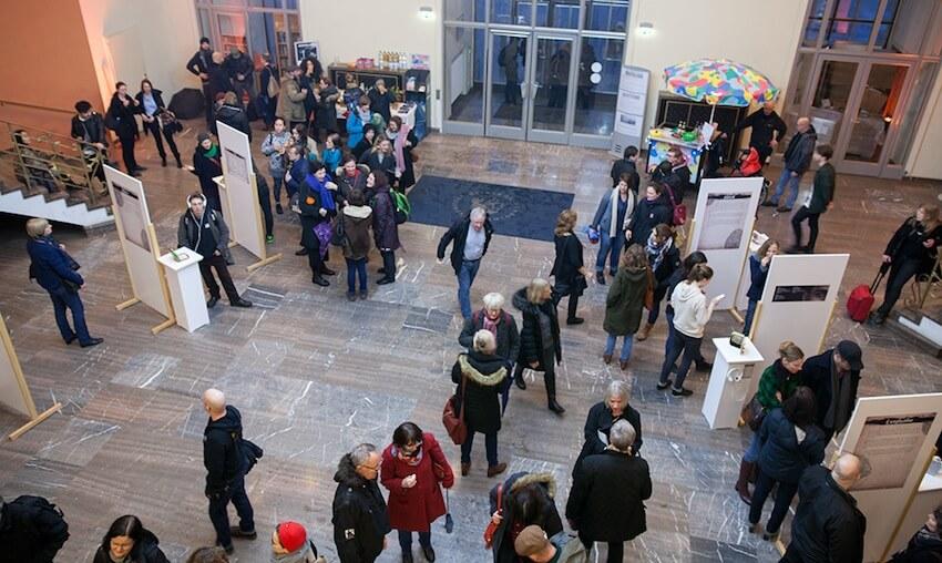 Opening Ausstellung@ K.Hermann