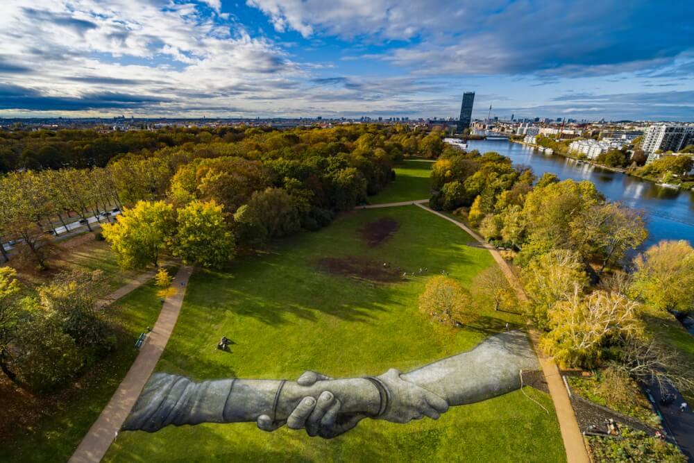 SAYPE BEYOND WALLS Berlin-Treptow @vflpix